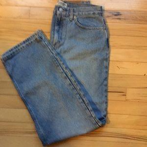 Vintage London Jeans.  High Top.  Size 8.